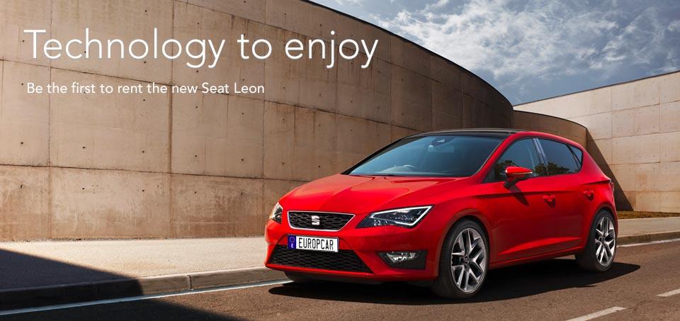 Europcar & Seat Leon